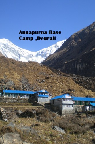 Annapurna Base Camp ,Deurali