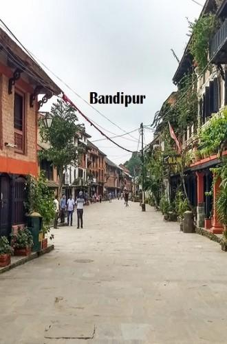 Bandipur-main-street