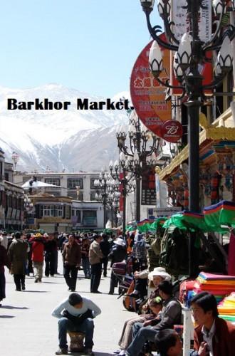 Barkhor Market