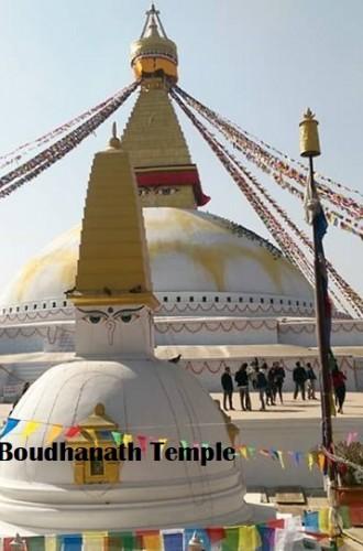 Boudhanath Temple