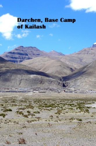 Darchen, Base Camp of Kailash
