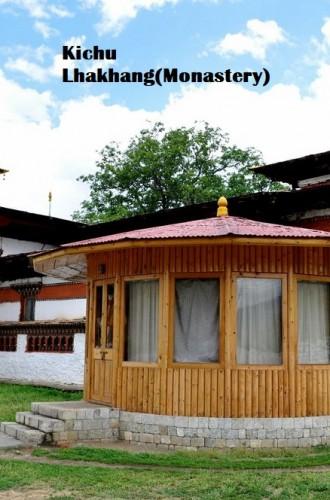 Kichu Lhakhang(Monastery)