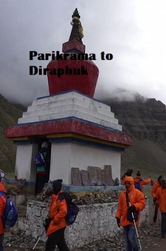 Parikrama to Diraphuk