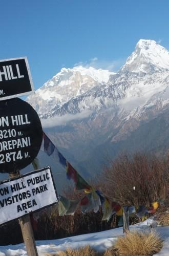 Short Poonhill trek