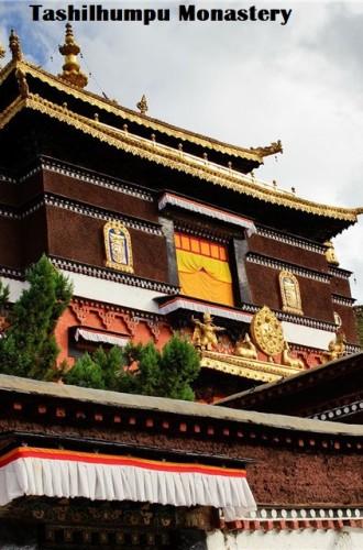 Tashilhumpu Monastery