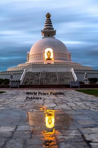 World Peace Pagoda,Pokhara