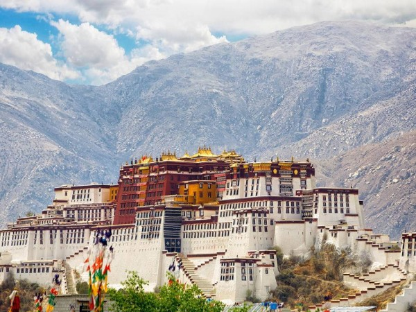 Short Lhasa Tour for 4 days | Best Lhasa tour from Nepal | Typical Nepal Travels.