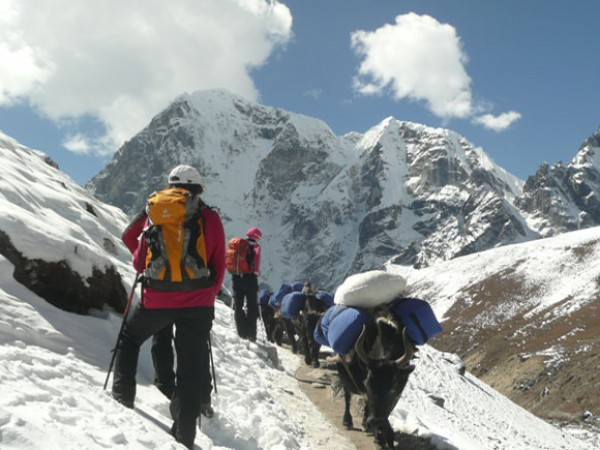 Short Everest Trek(10 night-11 days)