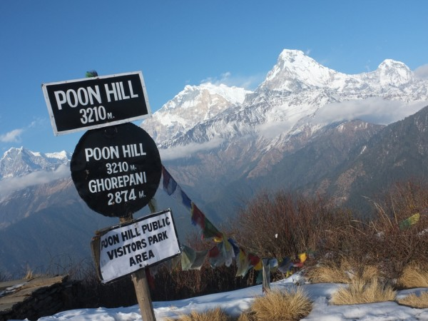 Short Poonhill trek 08 days | Trekking Packages | Short Trekking Packages | Typical Nepal Travels.